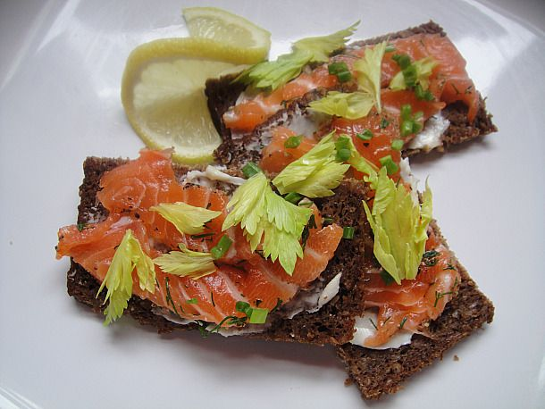 Quick-Cured Salmon from Canal House Cooking