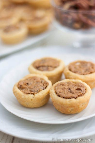 Pecan Tassies | Desserts | Pinterest