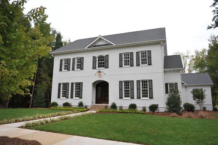 Charcoal Grey Shutter Home Sweet Home Pinterest