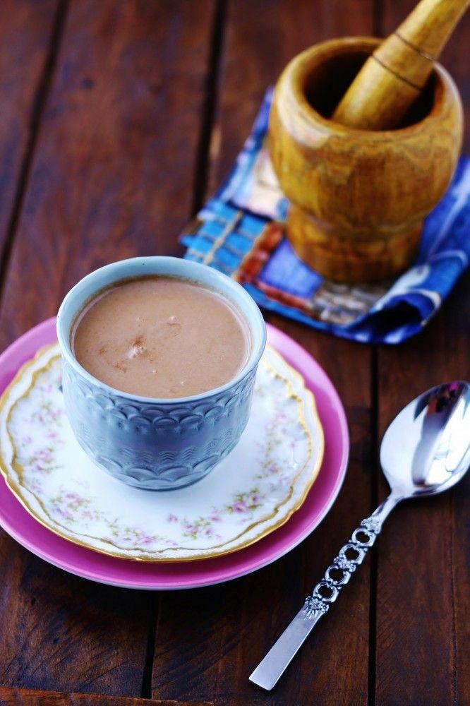 Cocoa Tea A Raw Food Recipe | Raw food ideas | Pinterest
