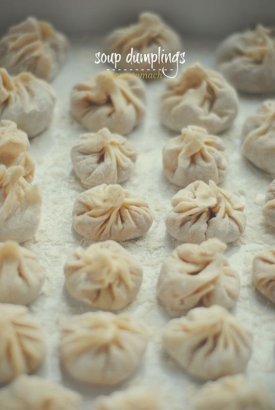 Soup Dumplings or Xiao Long Bao, are absolutely delicious, and I've ...