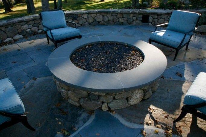 Outdoor Fireplace Kit Natural Gas Outdoor Ideas Pinterest