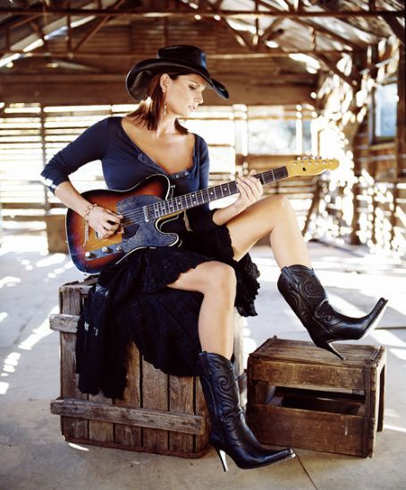 Nude pictures of country musics terri clark
