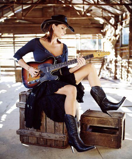 Nude pictures of country musics terri clark