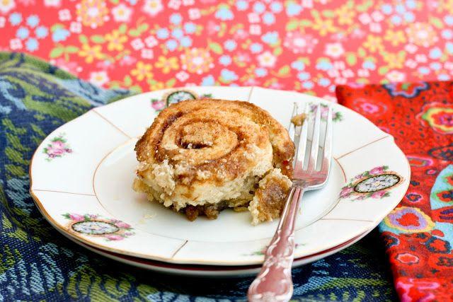 cinnamon roll scones | scones | Pinterest