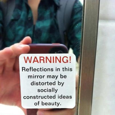 medias distortion of beauty How does media affect people and shape their perception of reality update cancel answer wiki 7 answers alex burrett do the media affect our perception of beauty more than the people we actually live around if so, why ask new question.