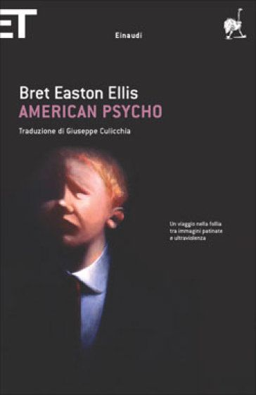 american psycho bret easton ellis essay American psycho, novel by bret easton ellis, book review,and analysis, by karl parkinson writer, author of the blocks book review in depth writer on.