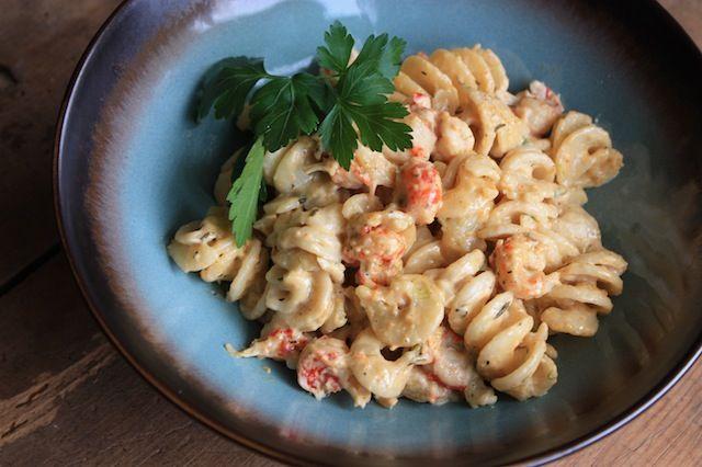 Jazzy Crawfish Pasta | Jambalaya, Crawfish Pie, File' Gumbo | Pintere ...