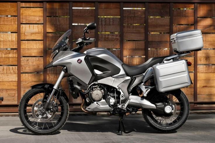 motocykl Honda Crosstourer