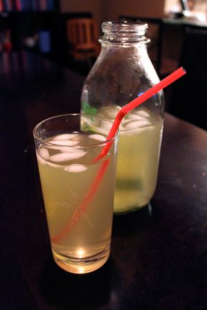 Arnold Palmer-ish Green Tea