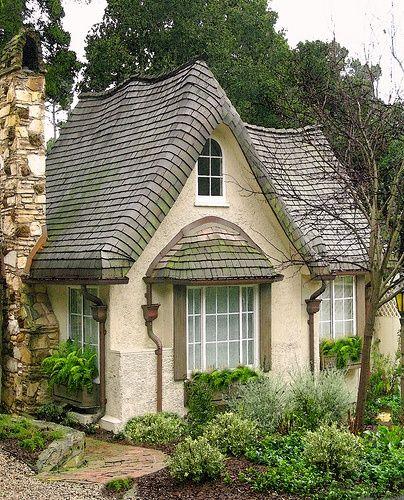 English Style Cottage Casas Fachadas Estilos Pinterest