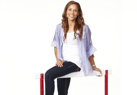 Women's Health interview with Lolo Jones!