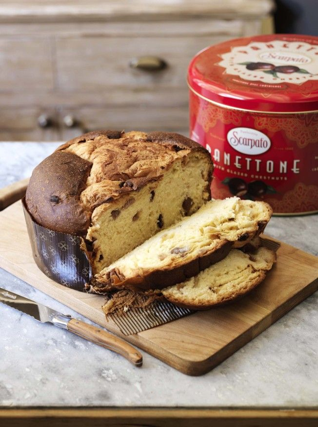 Panettone French Toast | French Toast | Pinterest