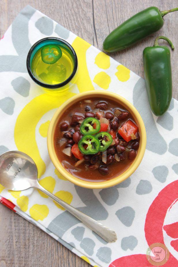 Cuban Black Bean Soup. | Favorite Recipes | Pinterest