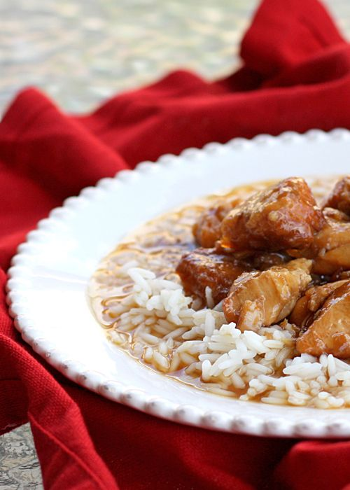 Slow Cooker Sweet and Sour Chicken | Recipe