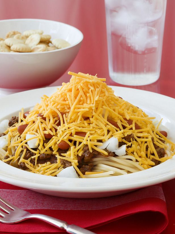 Cincinnati Chili Enjoy our hearty red chili made with beef, kidney ...