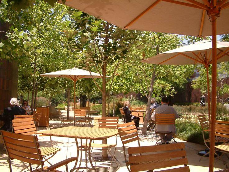 garden cafe patio The Cafe at