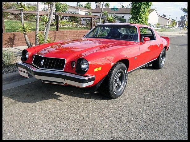 1974 Camaro Autos Post