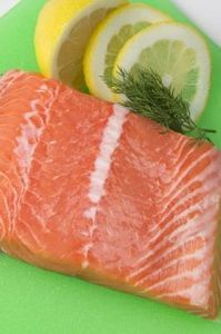 How to bbq salmon fillets in tin foil