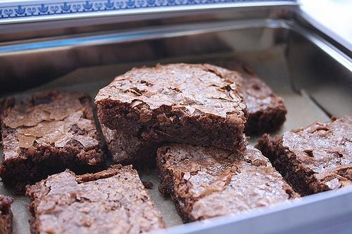 Katharine Hepburn's brownies | Celebs | Pinterest