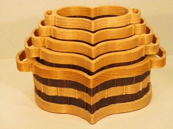 Handmade Heart Basket : Discover and save creative ideas
