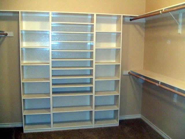closet storage for the home pinterest. Black Bedroom Furniture Sets. Home Design Ideas