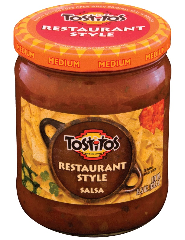 TOSTITOS® Restaurant Style Salsa | Things I Love | Pinterest
