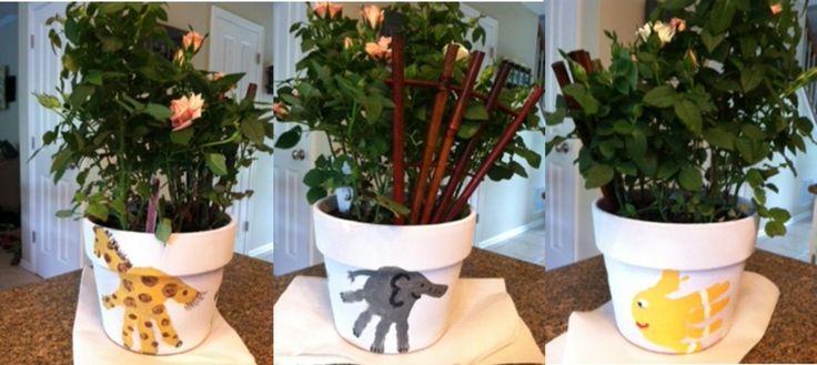 Teacher Gift Unique Flower Pot Idea Gift Ideas Pinterest