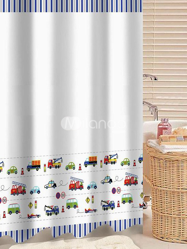 Round Shower Curtain Rods Shower Curtains Animals