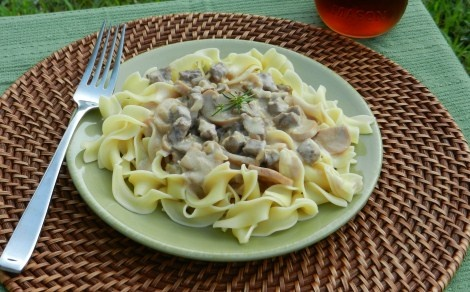 Beef Stroganoff - This beef stroganoff recipe is a quick and easy meal ...