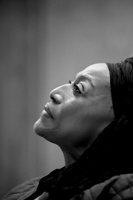 Jessye Norman by Daniel Bayer