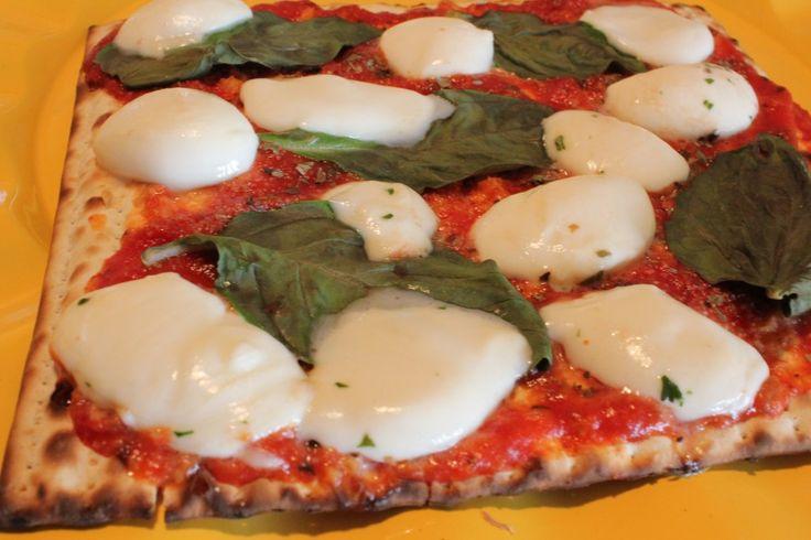 Margarita Matzah (Matzo) Pizza - What Jew Wanna Eat