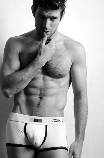 Bo Roberts by Calvin Brockington for Male Model Scene