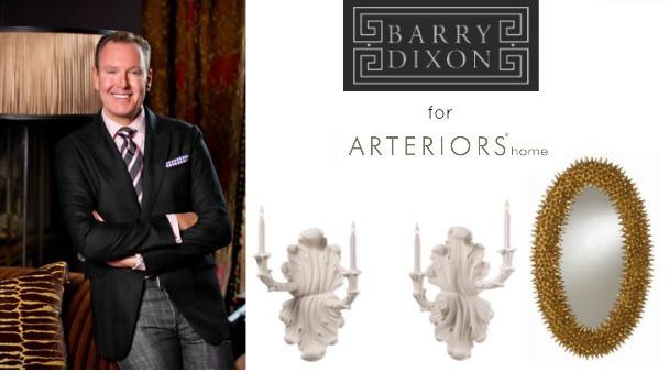 Barry Dixon Unique Of Barry Dixon's new line for Arteriors Home now at CGH! Image
