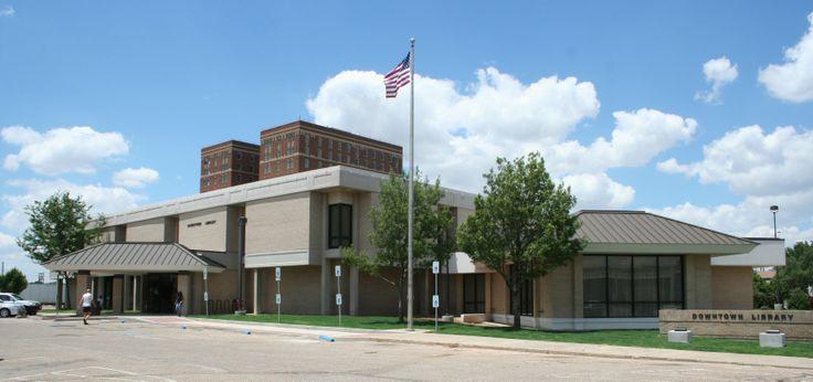 Amarillo Public Library in Amarillo, TX | Round-Up ... - photo#2