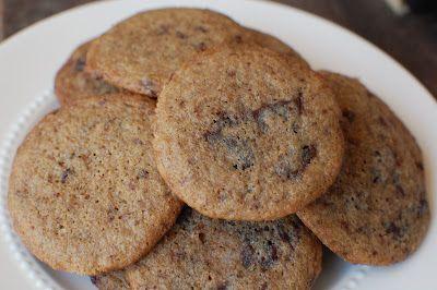 Little Nosh: Dark Chocolate and Sea Salt Cookies - Secret Recipe ...