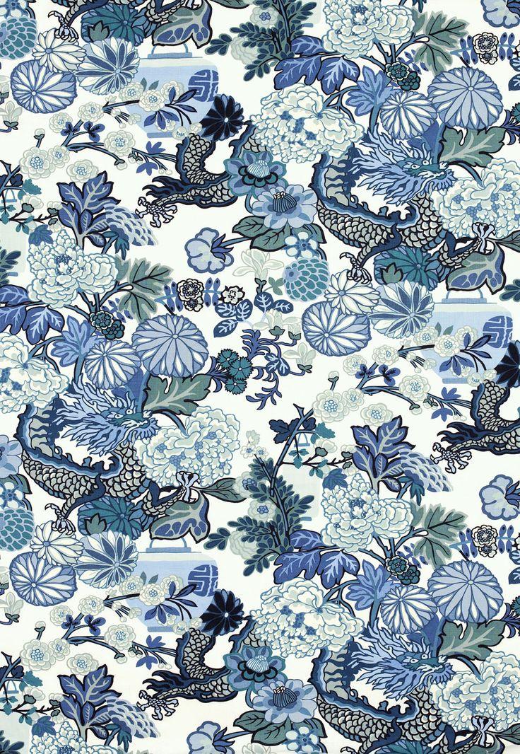 Chinese fabric patterns - photo#6