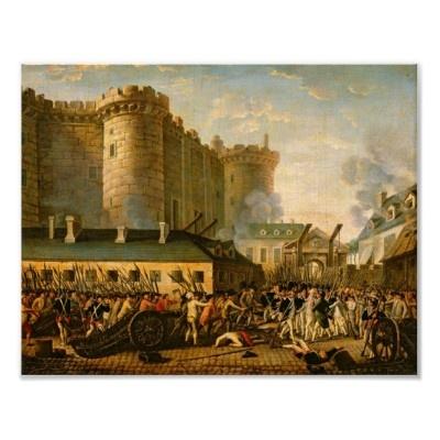 location of bastille in paris