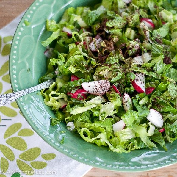fattoush | because they have to eat | Pinterest