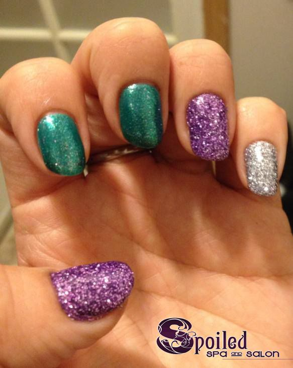 Spa and Salon in Vancouver, WA. #nails #manicure #spoiled #gel #
