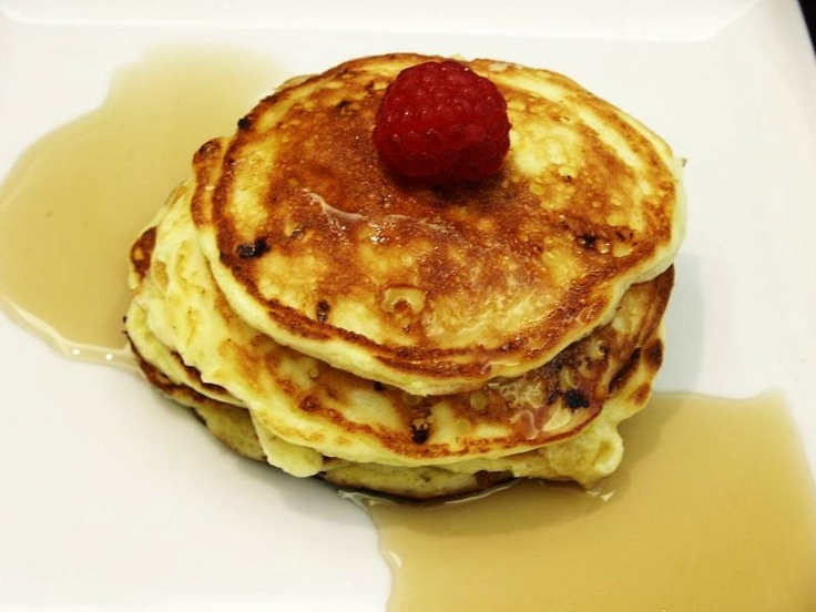 Marion Cunningham's Lemon Pancakes | Good Morning | Pinterest
