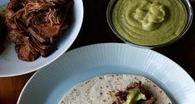 Recipe: Smoky Sweet Beef Tacos | Rupert | Pinterest