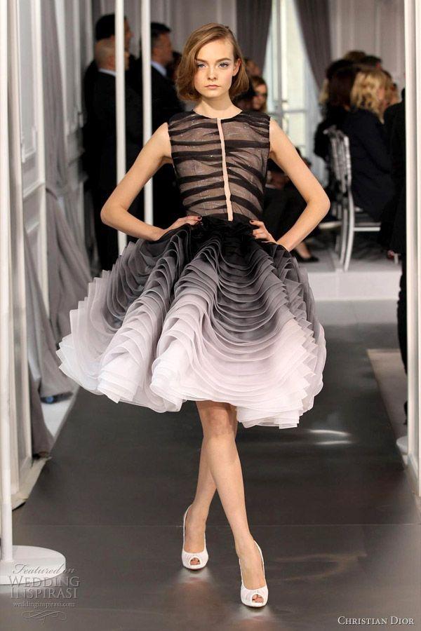 dior haute couture spring summer 2012