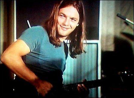David Gilmour....one part genius.