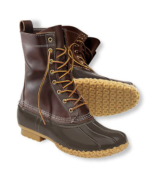 s bean boots by l l bean 10 quot things i don t need