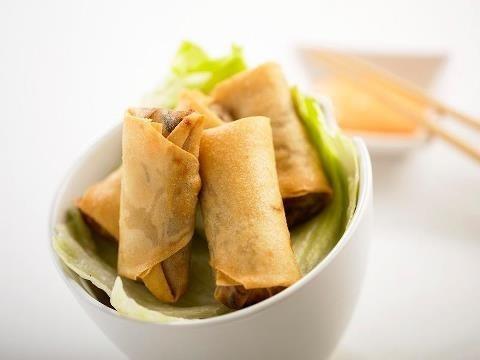 Lumpia rolls | Healthy Food Recipes | Pinterest