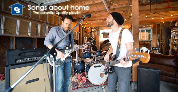 Songs about home {moving day playlist} | Other | Pinterest