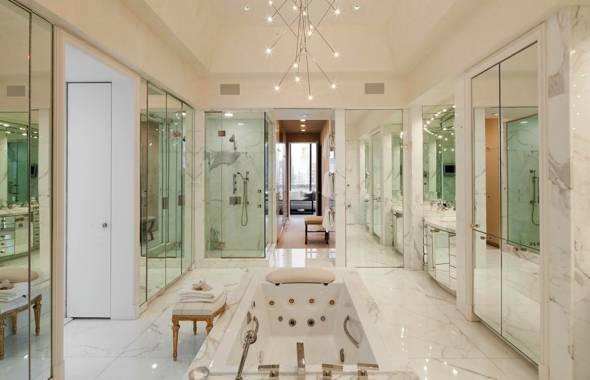 this 7 9 million dollar manhattan penthouse has quite the