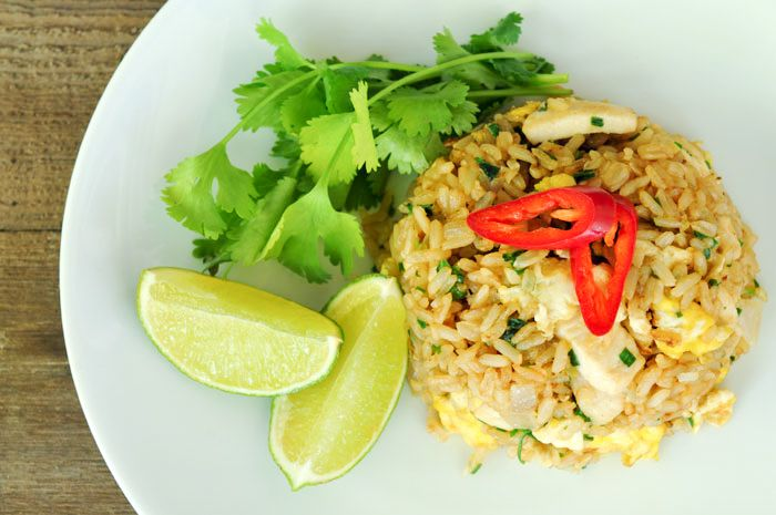 Brown Rice Fried Rice | Food | Pinterest