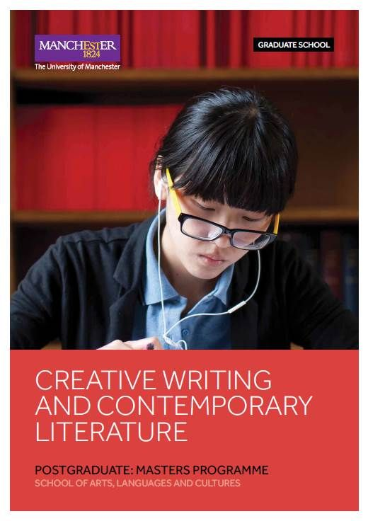 Ma creative writing manchester met